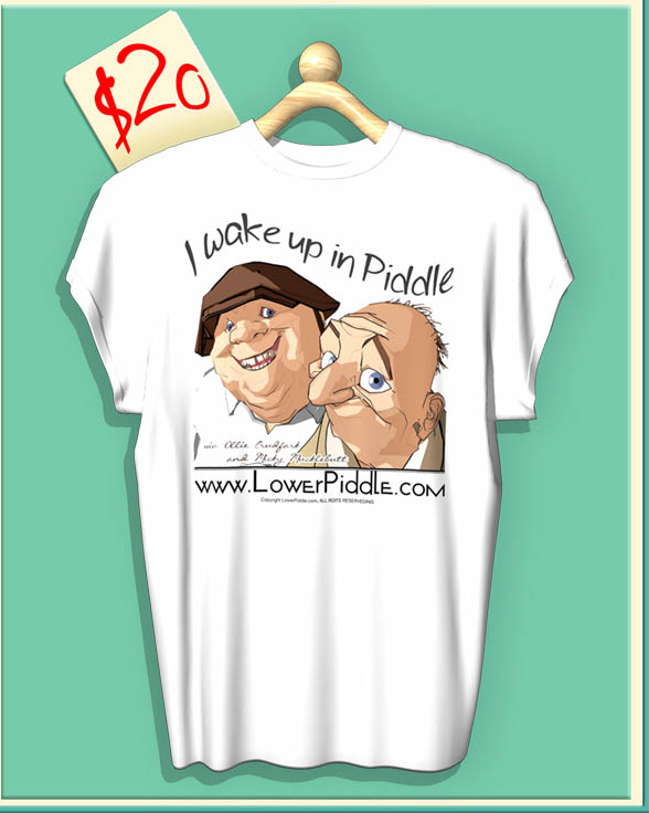 Lower Piddle T Shirt